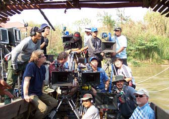 Ron Veto's Photo Gallery - Steadicam and Camera Operation